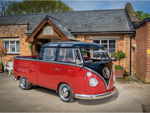 1966 Volkswagen Type 2 Double Cab Pick Up