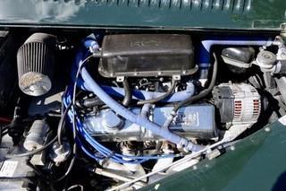2001 Morgan Plus 8  Chassis no. SA9P8400004R12589