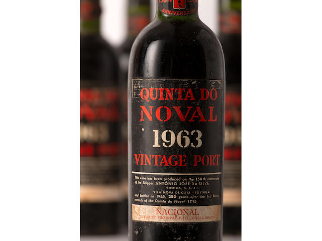 Quinta do Noval Nacional 1963, See lot 690 for provenance (6)