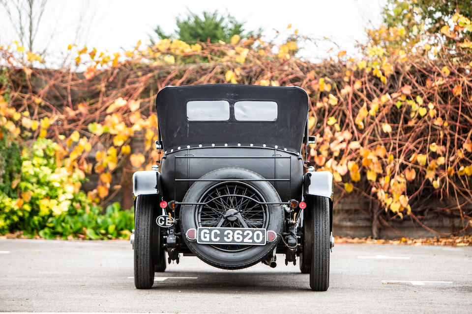 1930 Lagonda 2-Litre Low Chassis Tourer  Chassis no. OH9479