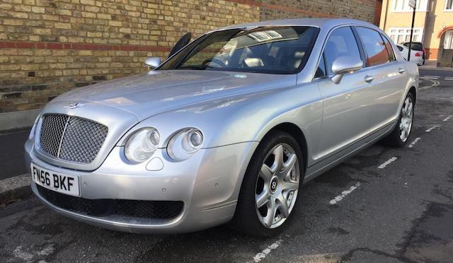 2006 Bentley Continental Flying Spur  Chassis no. SCBBE53W07C040534