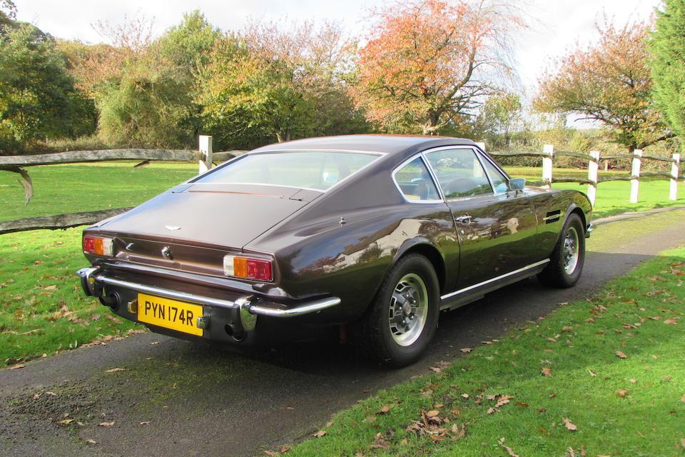 1977 Aston Martin V8 Coupe Series III  Chassis no. V811605RCA