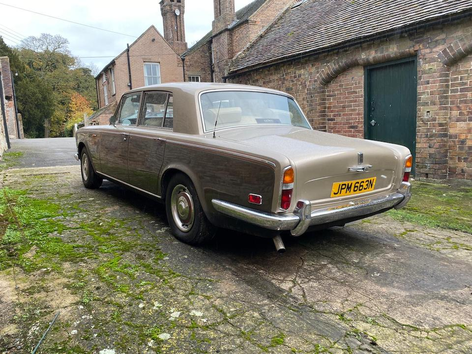 1975 Rolls-Royce Silver Shadow  Chassis no. SRH20612