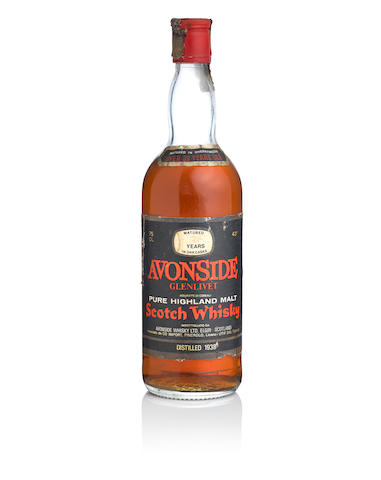 Avonside-Glenlivet-39 year old-1938