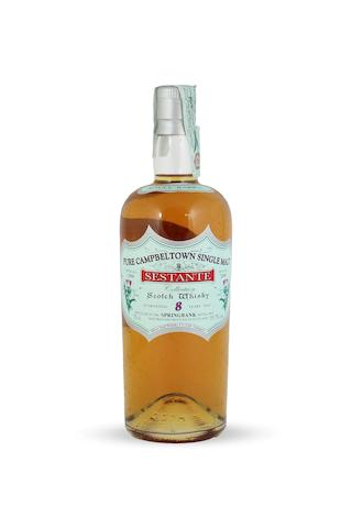 Springbank-8 year old-1998 St. Magdalene-29 year old-1975