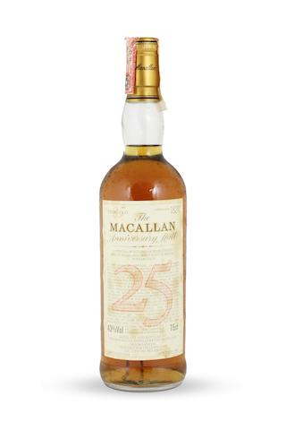 The Macallan-25 year old-1965