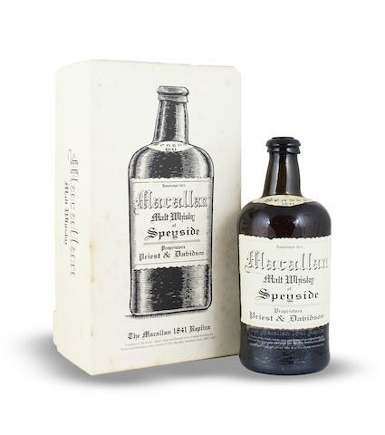 The Macallan Replica-1841 The Macallan Replica-1876 (2)
