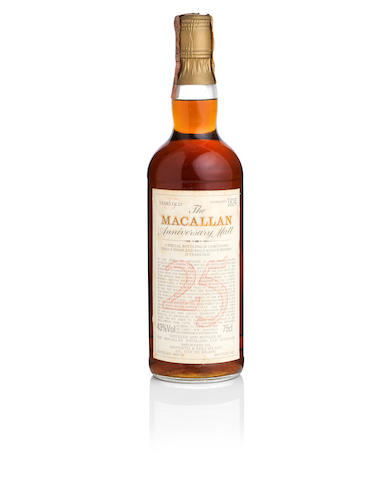 The Macallan-25 year old-1958/59