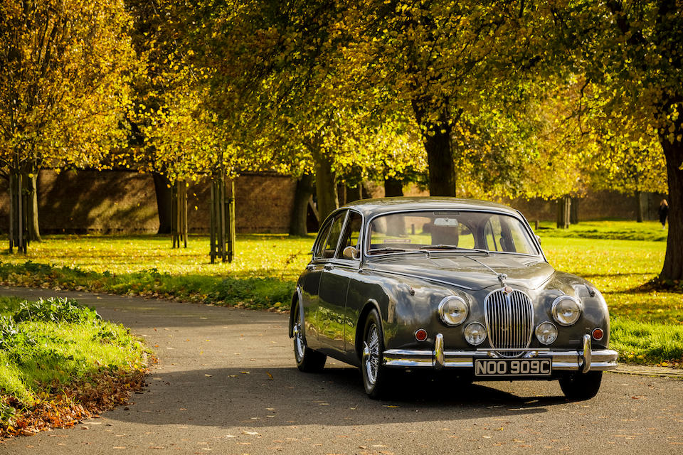 1965 Jaguar Mark II 3.8-Litre 'Coombs Evocation' Sports Saloon  Chassis no. 233838DN