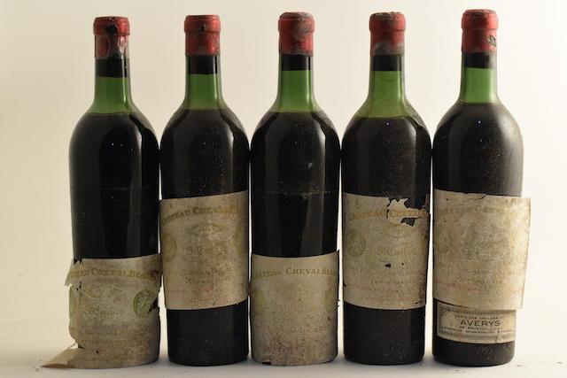 Château Cheval Blanc 1948, St Emilion 1er Grand Cru Classé (5)