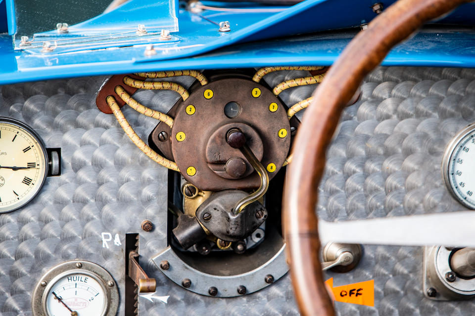 The Ex-works/Giulio Foresti, Ex-Carl Junker 1931 Australian GP-winning,1925 Bugatti Type 39 Grand prix Racing Two-Seater  Chassis no. 4607 Engine no. 7