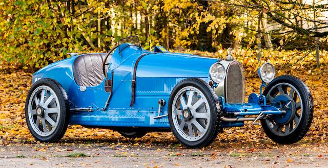 The Ex-works/Giulio Foresti, Ex-Carl Junker 1931 Australian GP-winning,1925 Bugatti Type 39 Grand prix Racing Two-Seater  Chassis no. 4607 Engine no. 7