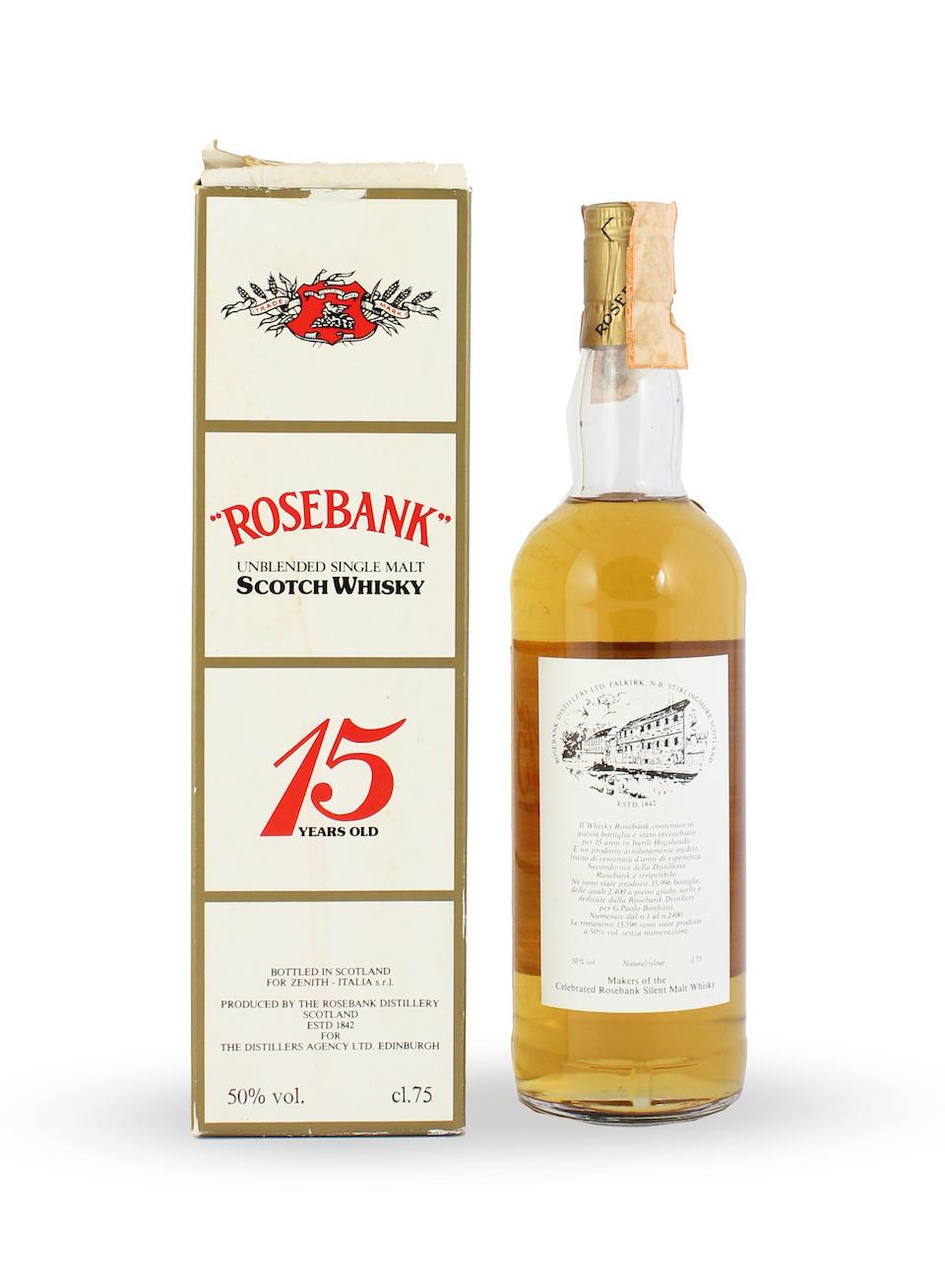 Rosebank-15 year old