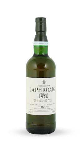 Laphroaig-Vintage 1976