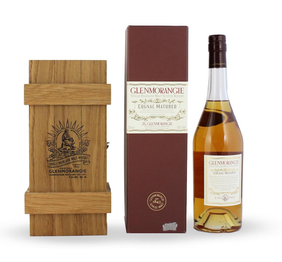 Glenmorangie Original-1974 Glenmorangie Cognac Matured
