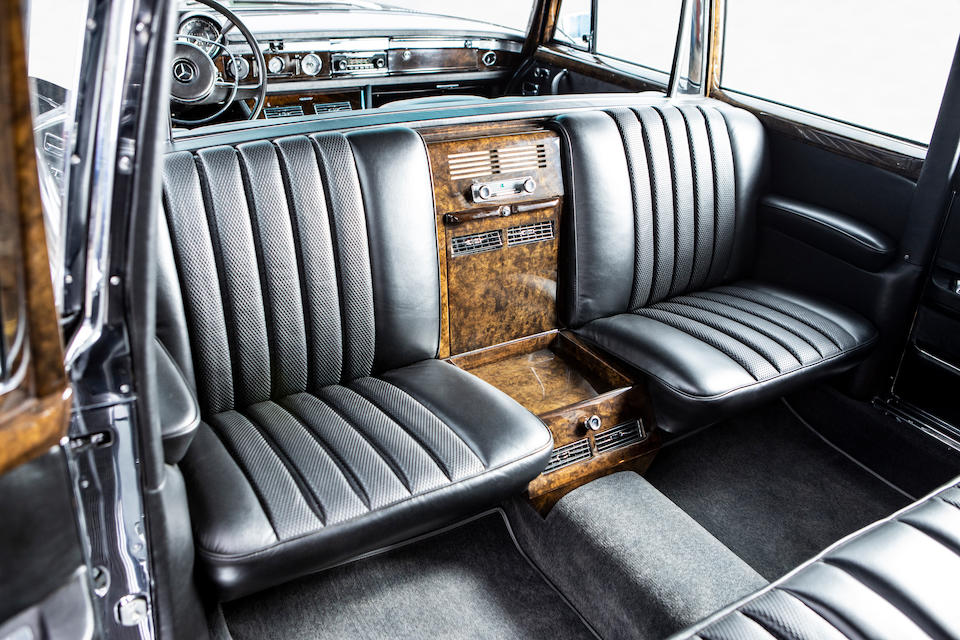 1965 Mercedes-Benz 600 Pullman Saloon  Chassis no. 100014-12-002025