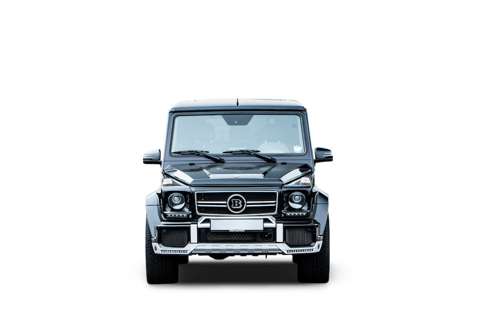 2014 Mercedes-Benz G63 AMG Brabus B63S-700 Widestar   Chassis no. WDB4532721X214921