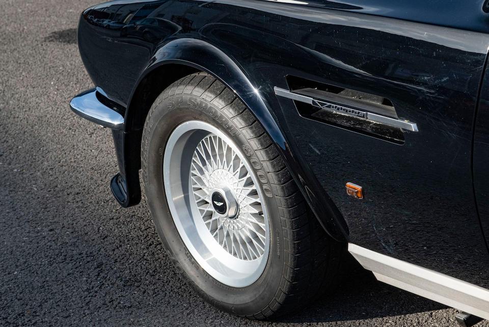 1988 Aston Martin V8 Vantage X-Pack Sports Saloon  Chassis no. SCFCV8IV7JTR12603