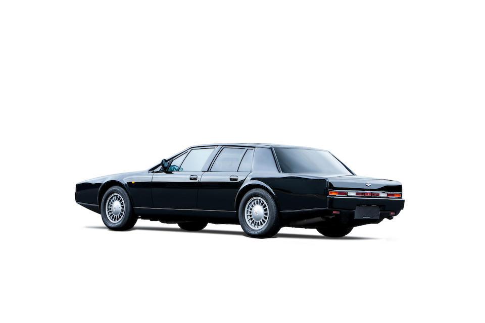1989 Aston Martin Lagonda Series 4 Saloon  Chassis no. SCFDL0157KTR13608