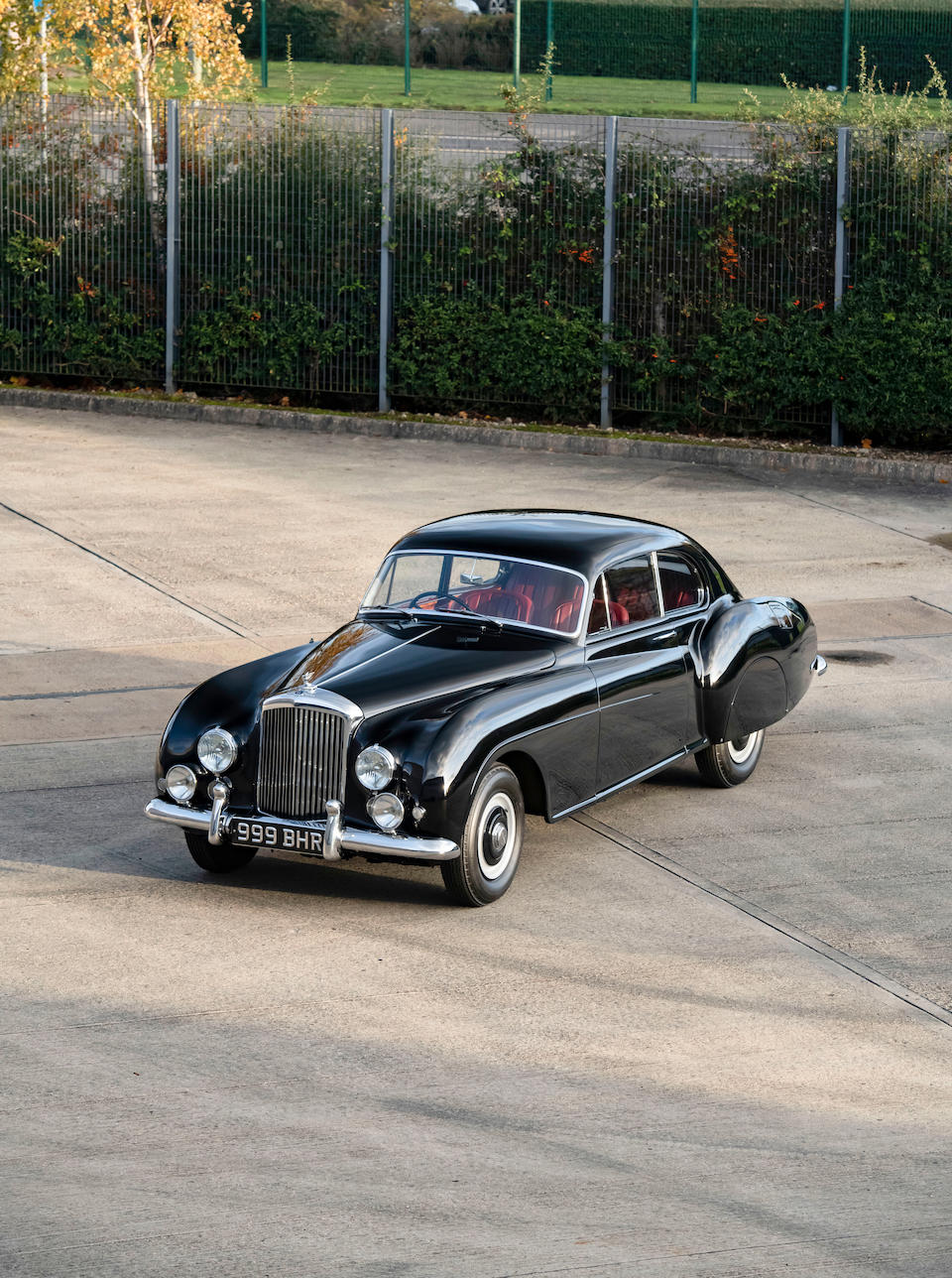 1953 Bentley R-Type Continental Sports Saloon  Chassis no. BC20C