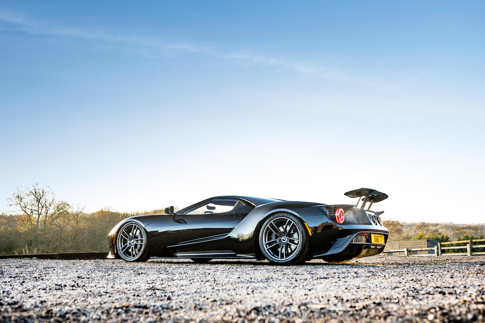 2018 Ford GT Coupé  Chassis no. 2FAGP9CW8HH200121