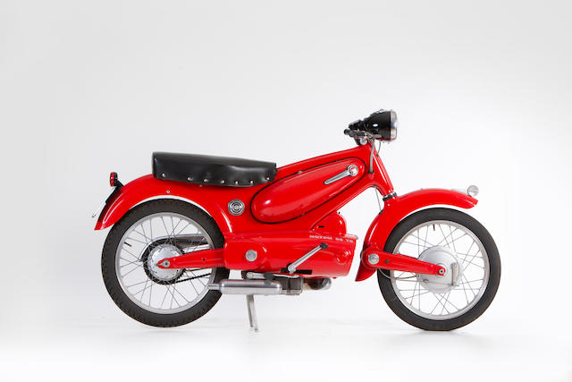 1955 Motom 98cc TS Frame no. unable to locate Engine no. unable to locate