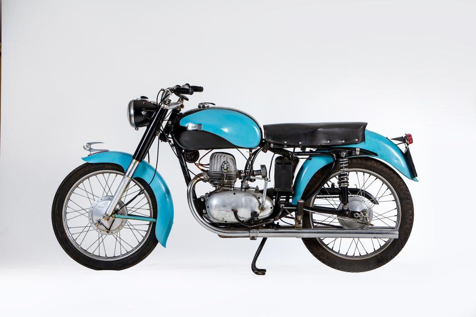 1957 Berneg 160 Iridea Frame no. unable to locate Engine no. 20175