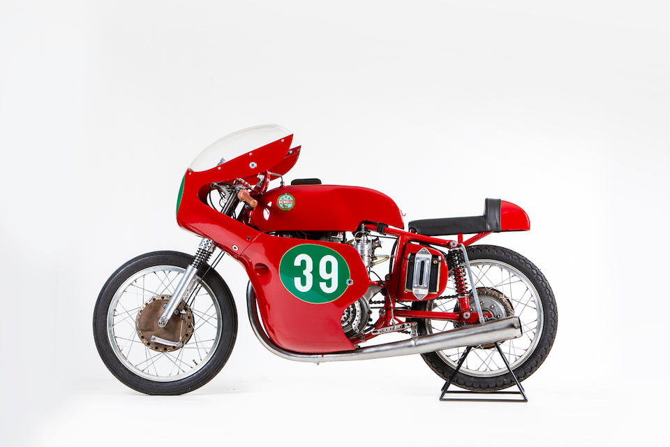 The ex-works, 1959 Benelli 248cc Grand Prix Racing Motorcycle Frame no. 1002.GPX Engine no. 1002.GPX