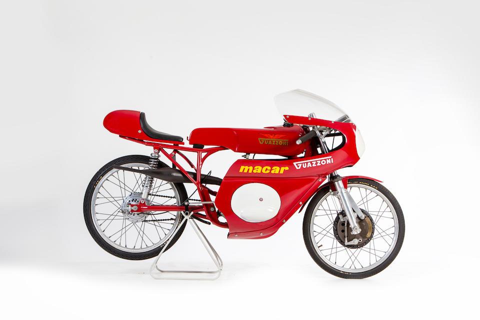 c.1970 Guazzoni 50cc Matta Corsa Frame no. none visible Engine no. 4