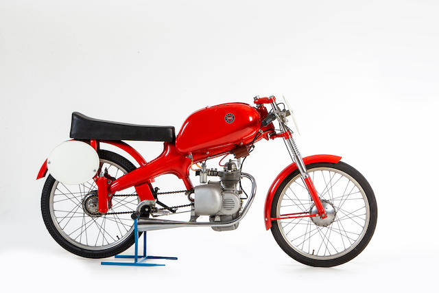 c.1955 Motom 50cc Corsa Frame no. over-painted Engine no. 5A 1006