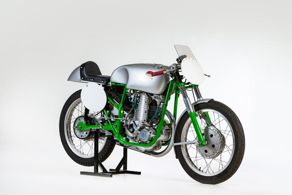 1959 Paton-Mondial 250cc Grand Prix Racing Motorcycle Frame no. 250AA402-10765 Engine no. 1180