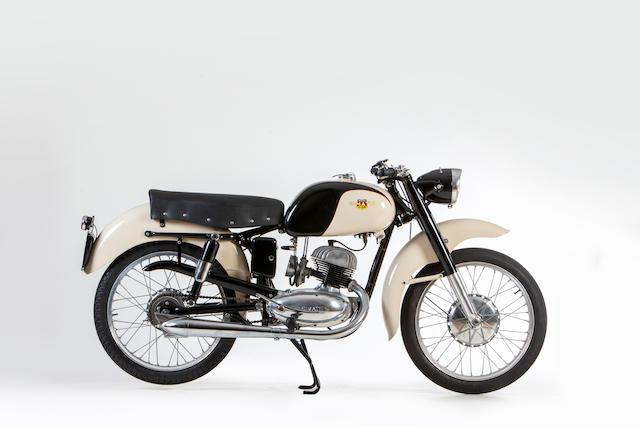 c.1955 Cimatti 160cc Frame no. 1027 Engine no. 1027