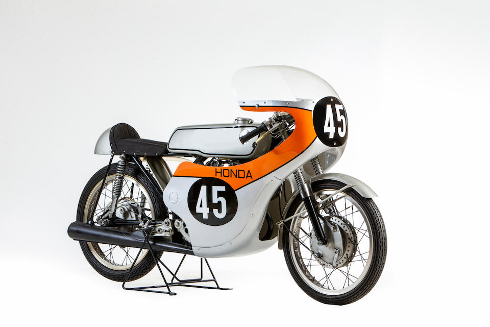 1962 Honda CR93 125cc Racing Motorcycle Frame no. obscured Engine no. CR93E-3100112
