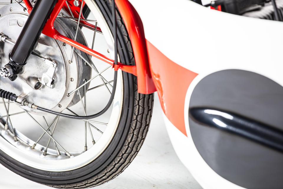 c.1973 Yamaha TA125 Grand Prix Racing Motorcycle Frame no. 400-990905 Engine no. AS3-990905