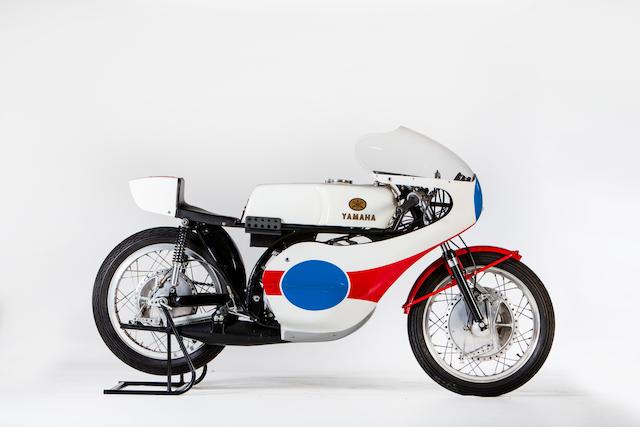 c.1970 Yamaha 350cc TR2 (see text) Frame no. TR2-900402 Engine no. R2-000348