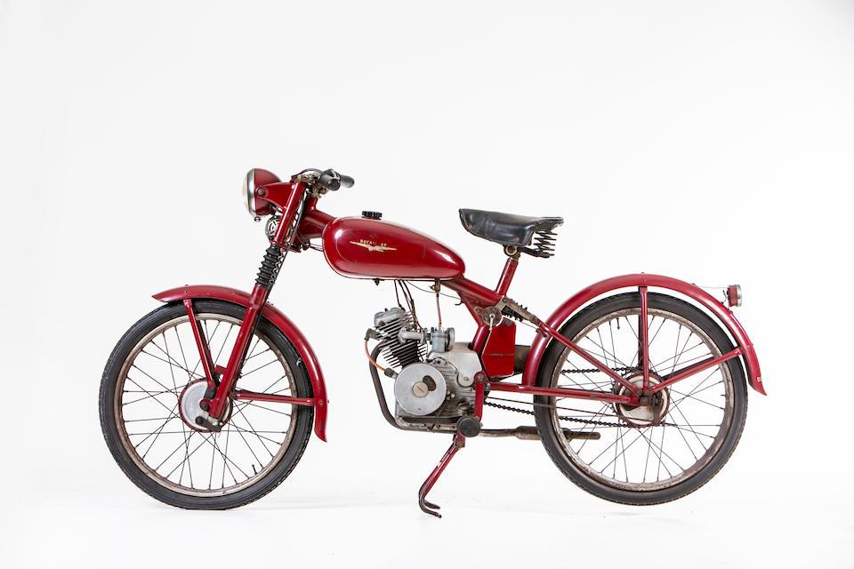 c.1949 Ducati 60 Frame no. 10634 Engine no. 9815