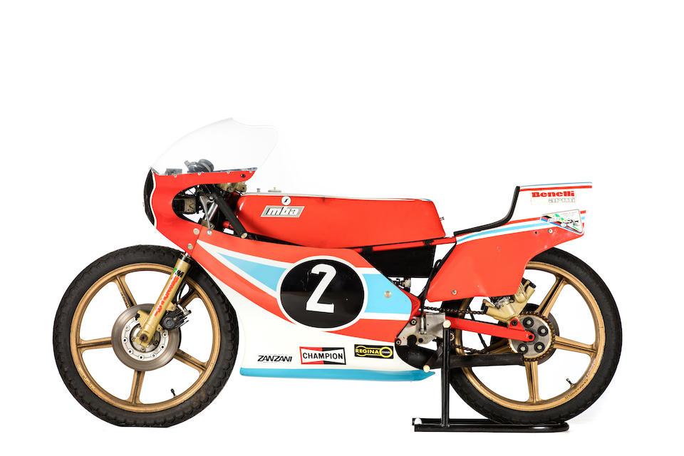 1978 MBA 125cc Grand Prix Racing Motorcycle Frame no. MBA 02101 Engine no. 1P79