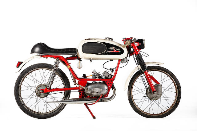 c.1965 Italjet 49cc Sports Roadster Frame no. 25833 Engine no. unable to locate