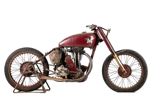 1941 Matchless 348cc G3L Project Frame no. illegible Engine no. 41/G3L 59964