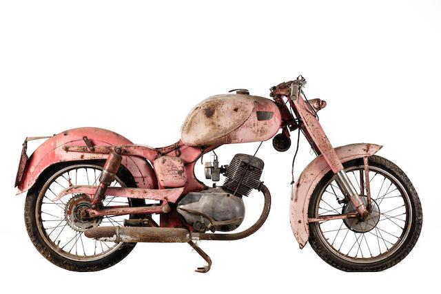 c.1953 Ducati 98 Frame no. 12020 Engine no. 18144