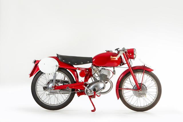1953 Benelli 125cc Leoncino SS Frame no. L24634Ss Engine no. L12967Ss