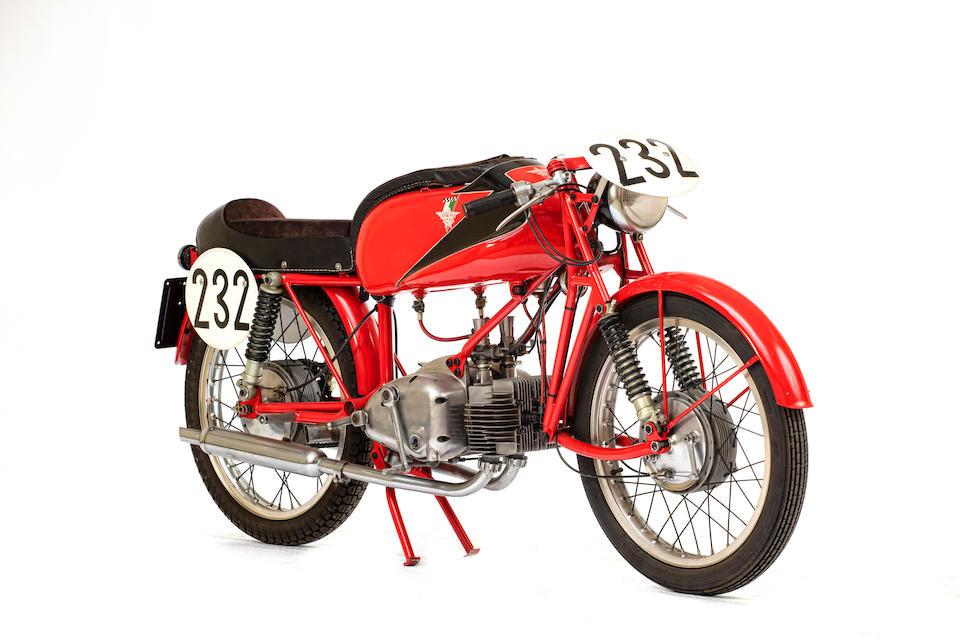 1957 Rumi 125 Junior Frame no. 155SS012 Engine no. 2XX11905