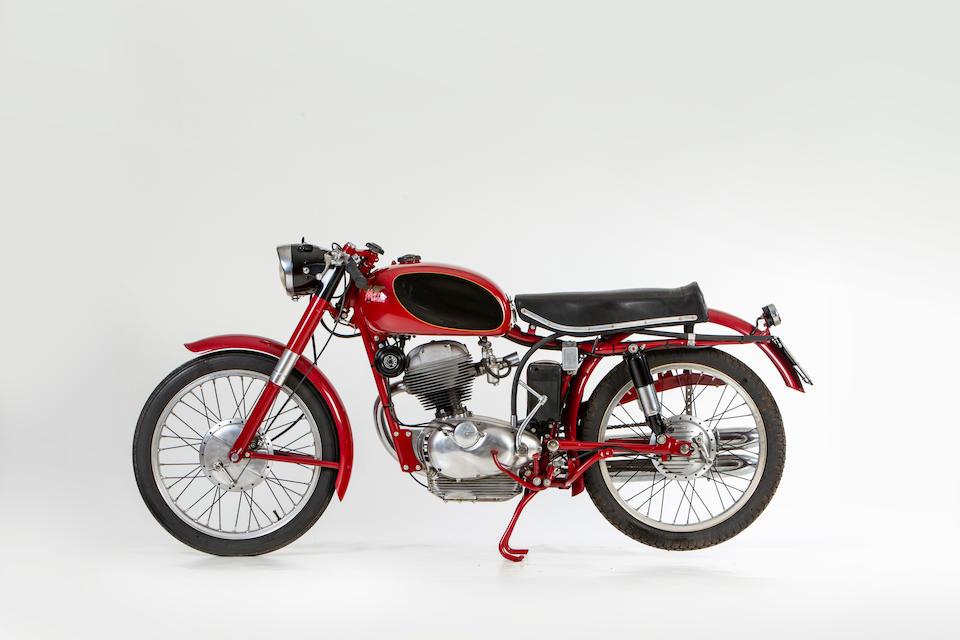 1954 Moto Morini 175cc Settebello Supersport Frame no. B15010 Engine no. B15010
