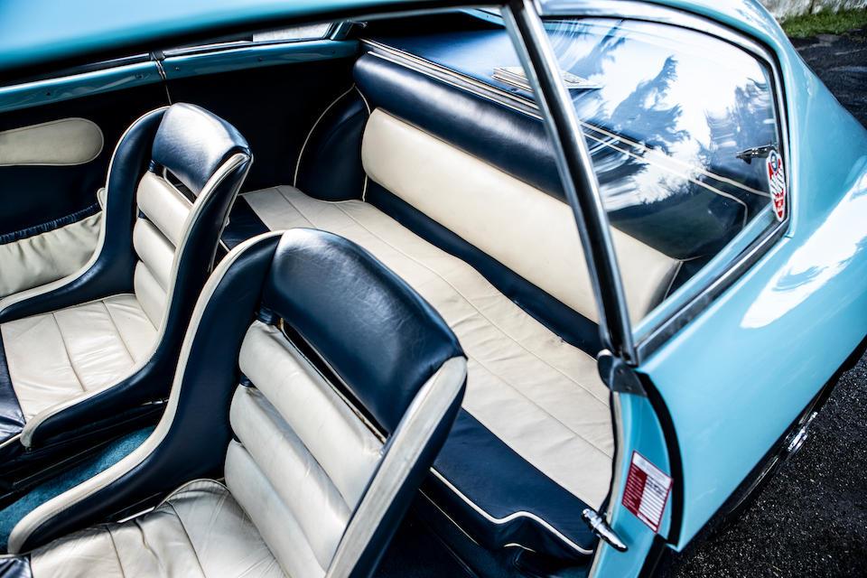 1955 Alfa Romeo 1900C SZ Coupé  Chassis no. AR 1900C.02062