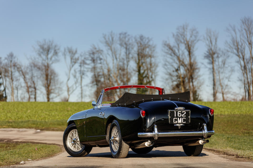 1955 Aston Martin DB2/4 Mk II DHC  Chassis no. AM300/1101