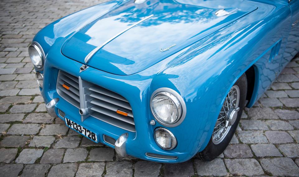 1952 Pegaso Z-102 2.8-Litre Cabriolet  Chassis no. 0102-153-0171