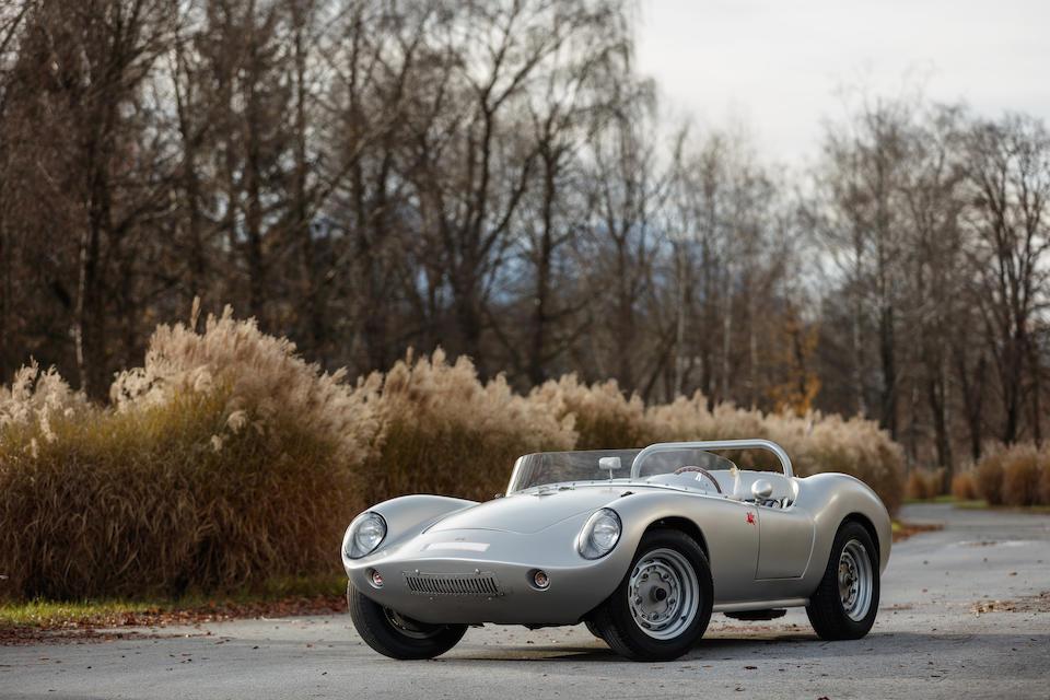 c.1958 Devin D Porsche Spyder  Chassis no. DRF 55519
