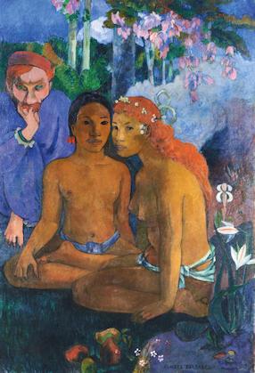 News: Gauguin Portraits - exhibition review