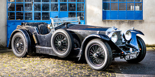 1931 Invicta 4½-Litre S-Type Low Chassis Sports 'Scout'  Chassis no. S75  Engine no. LG6/451/S4