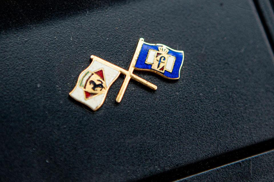 1996  Ferrari  F355 Spider  Chassis no. ZFFXR48A3V0106427